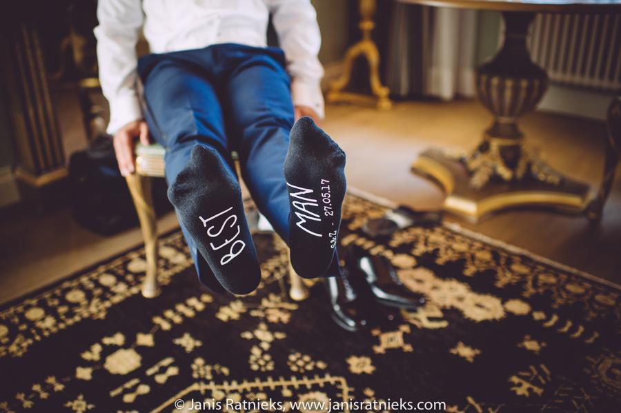 signature socks