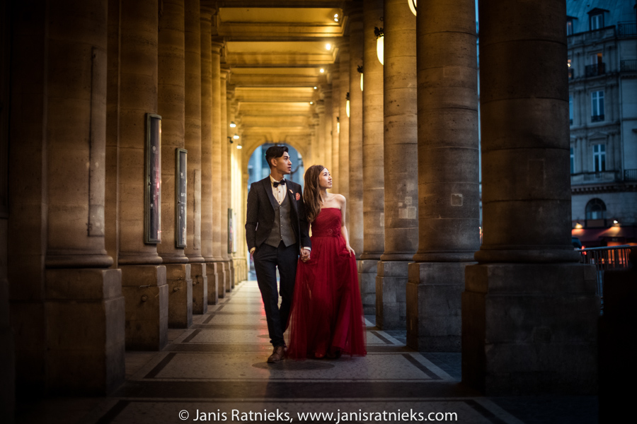 wedding photographer paris