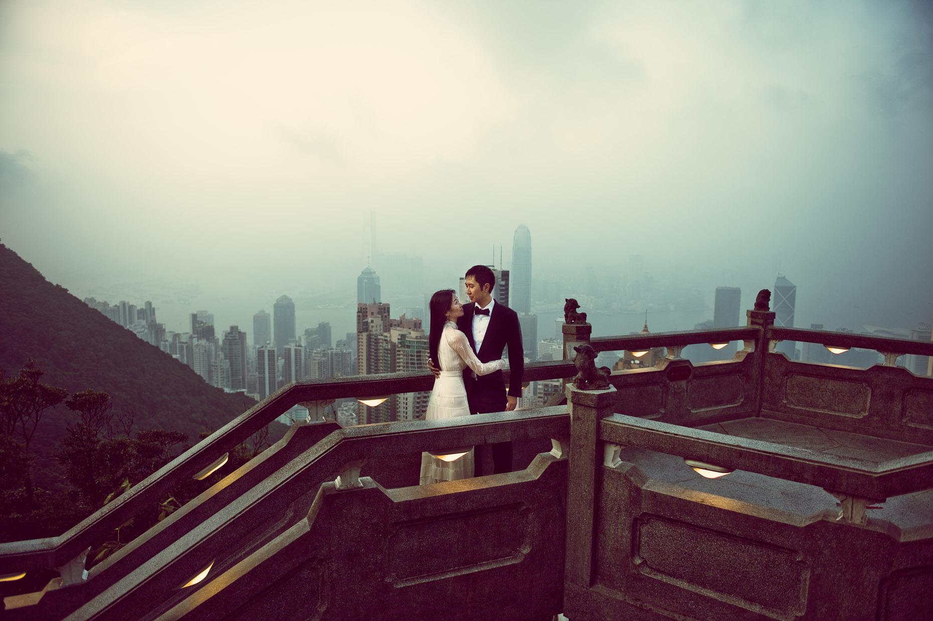 English speaking Hong Kong wedding photographer