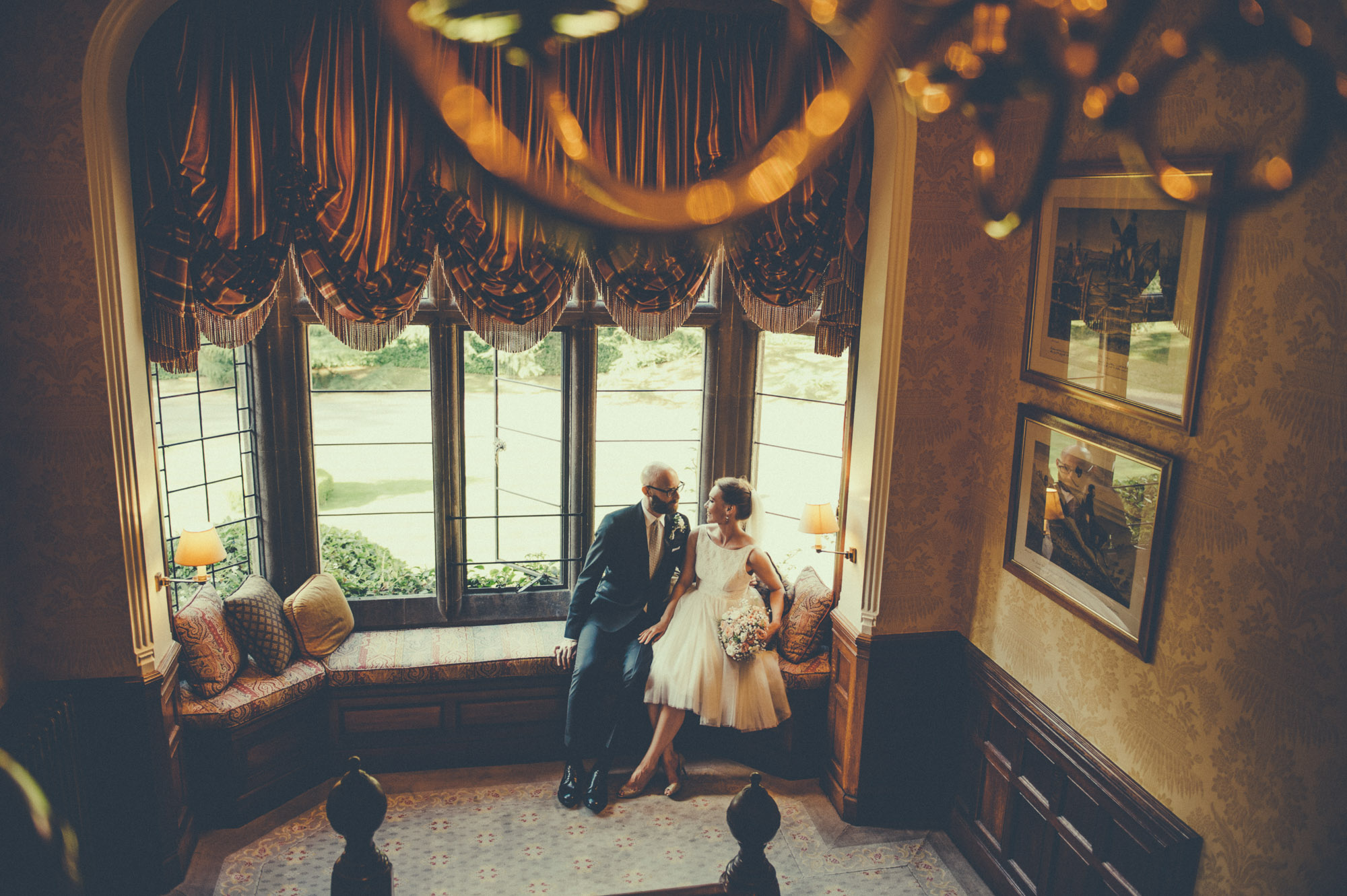Hambleton Hall wedding photographer