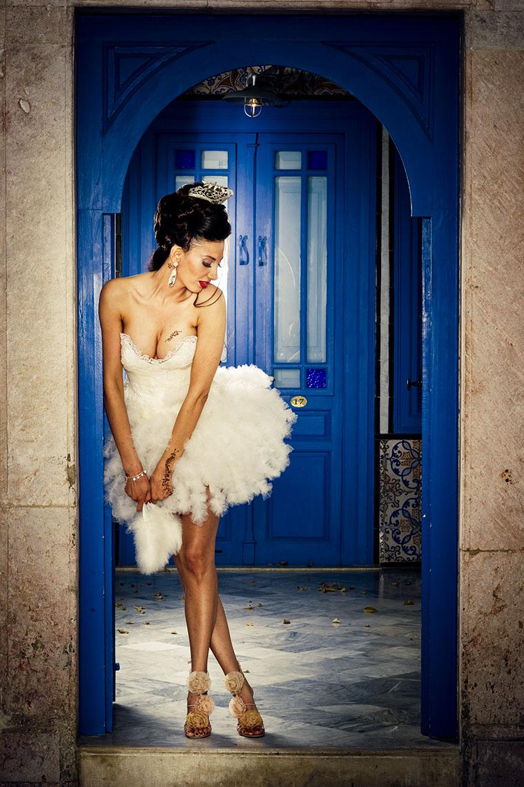 Hayari Design wedding dress