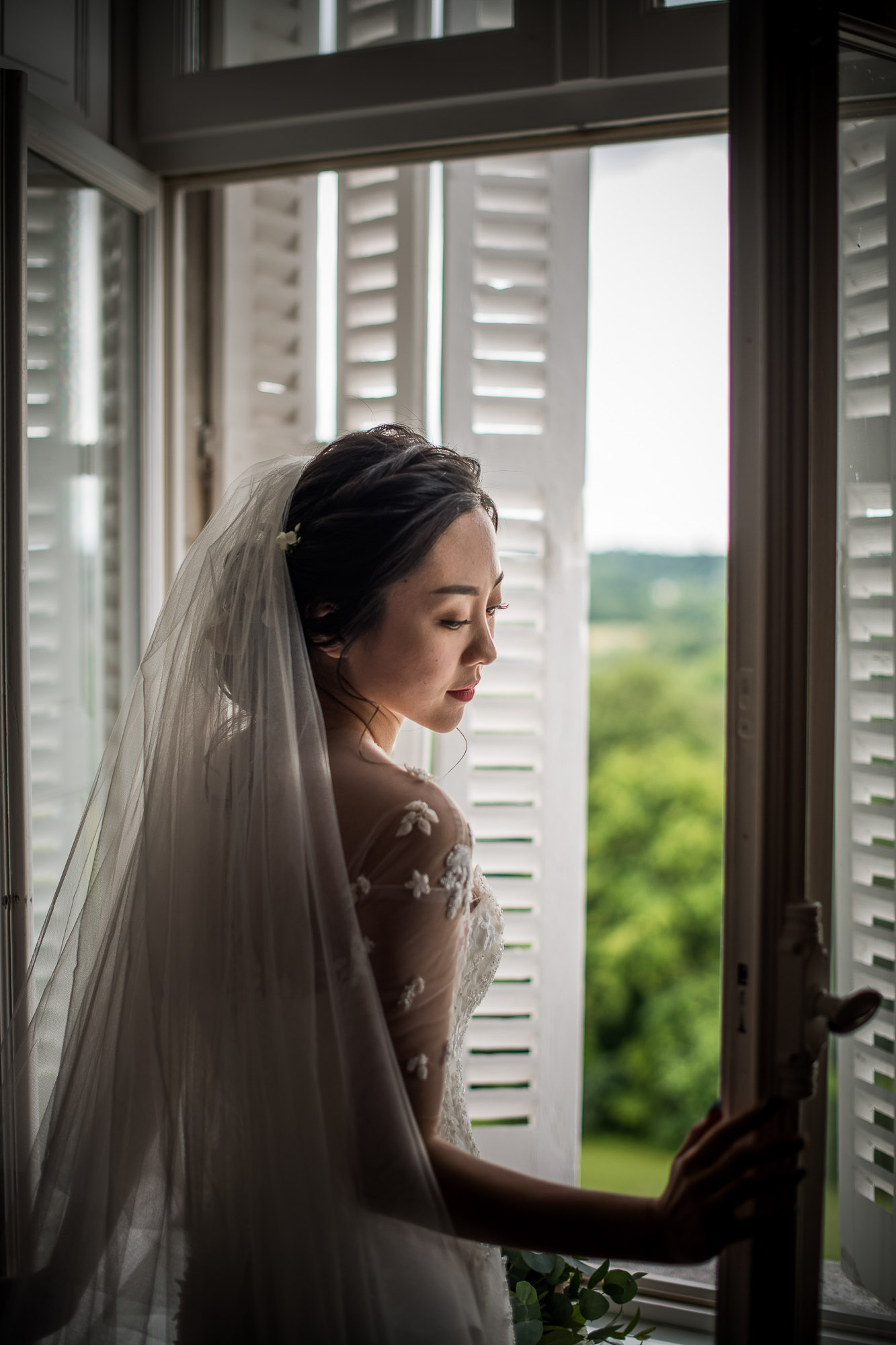 Asian Paris weddings