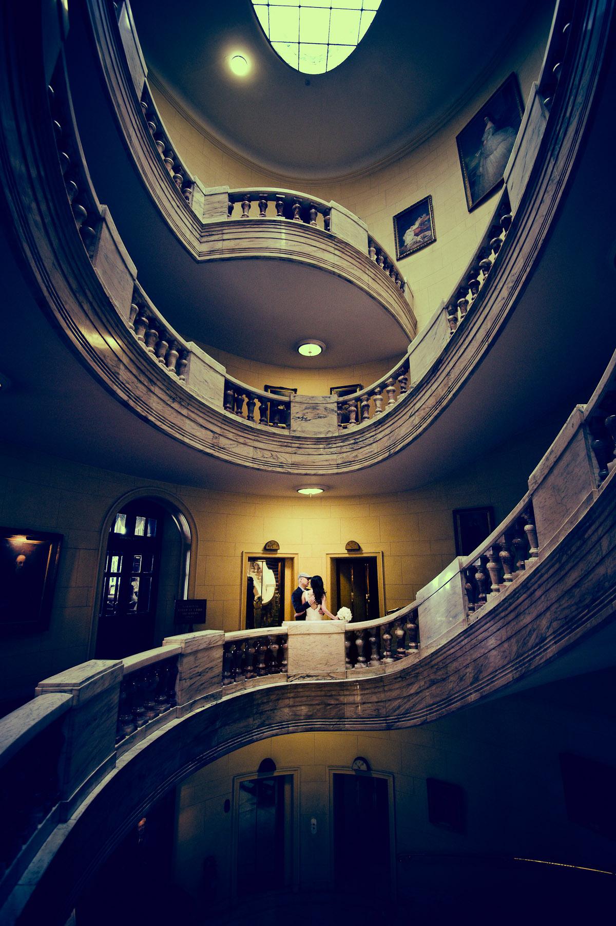 Royal Horseguards wedding venue