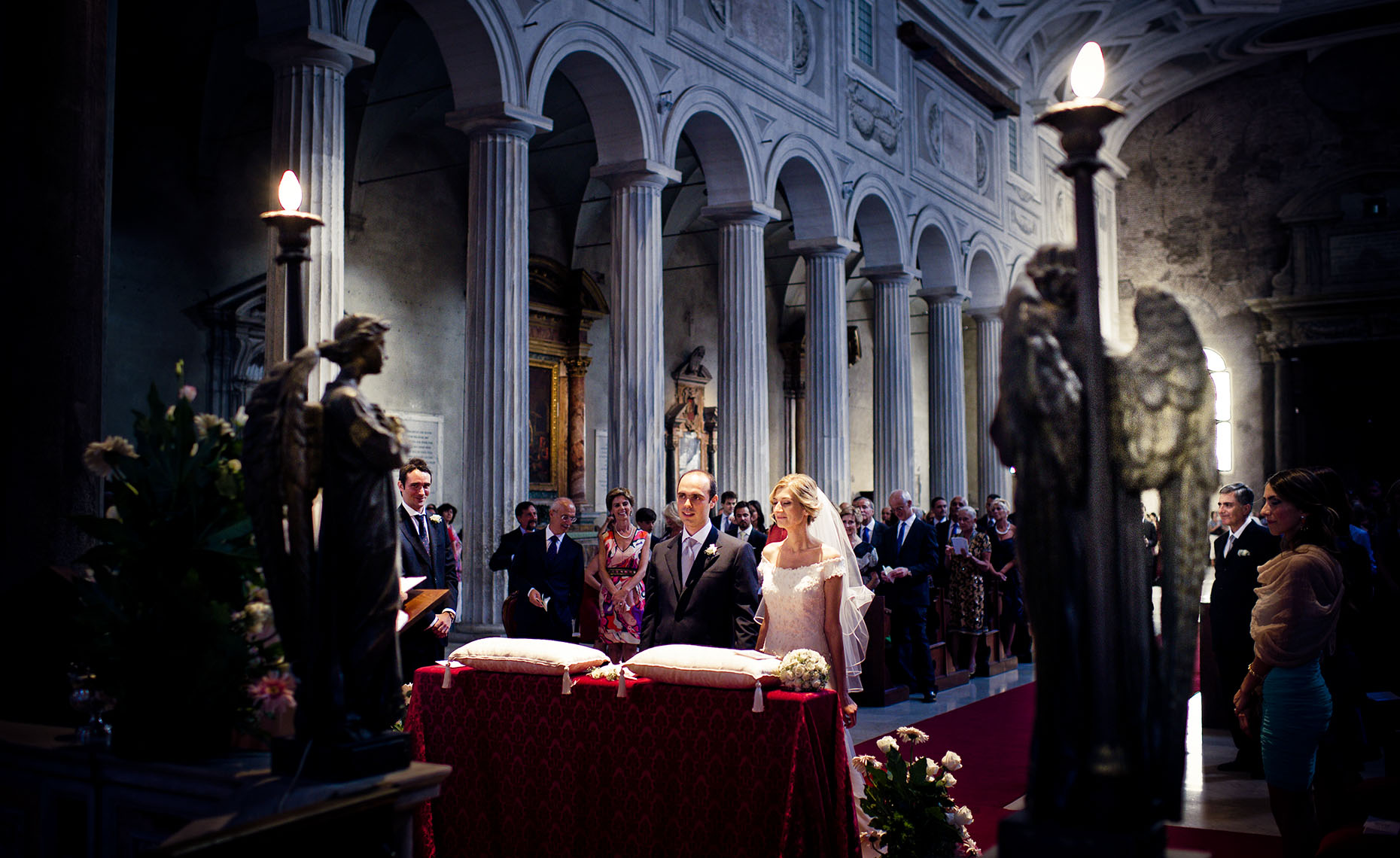 San Pietro in Vincoli wedding church Rome
