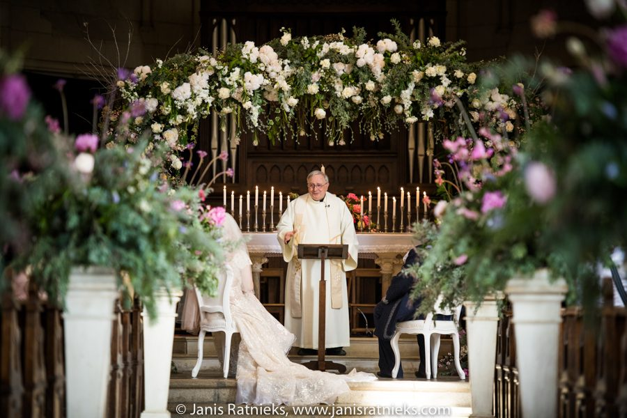 catholic wedding France