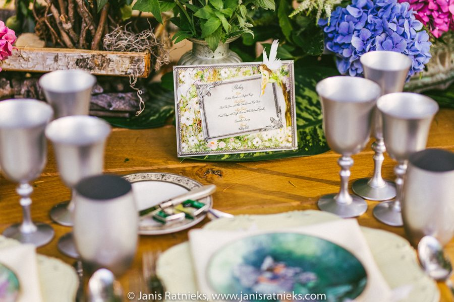 chateau challain wedding designer