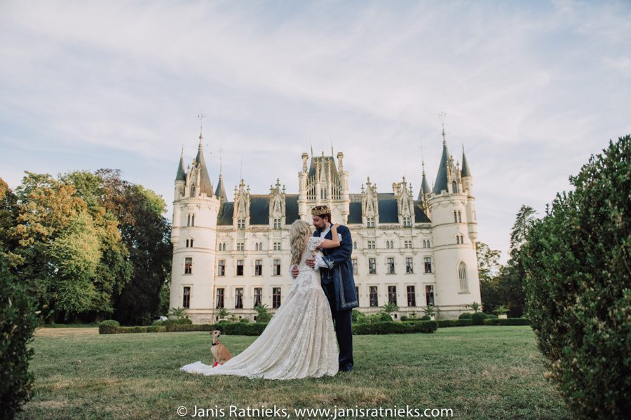 chateau wedding photographers