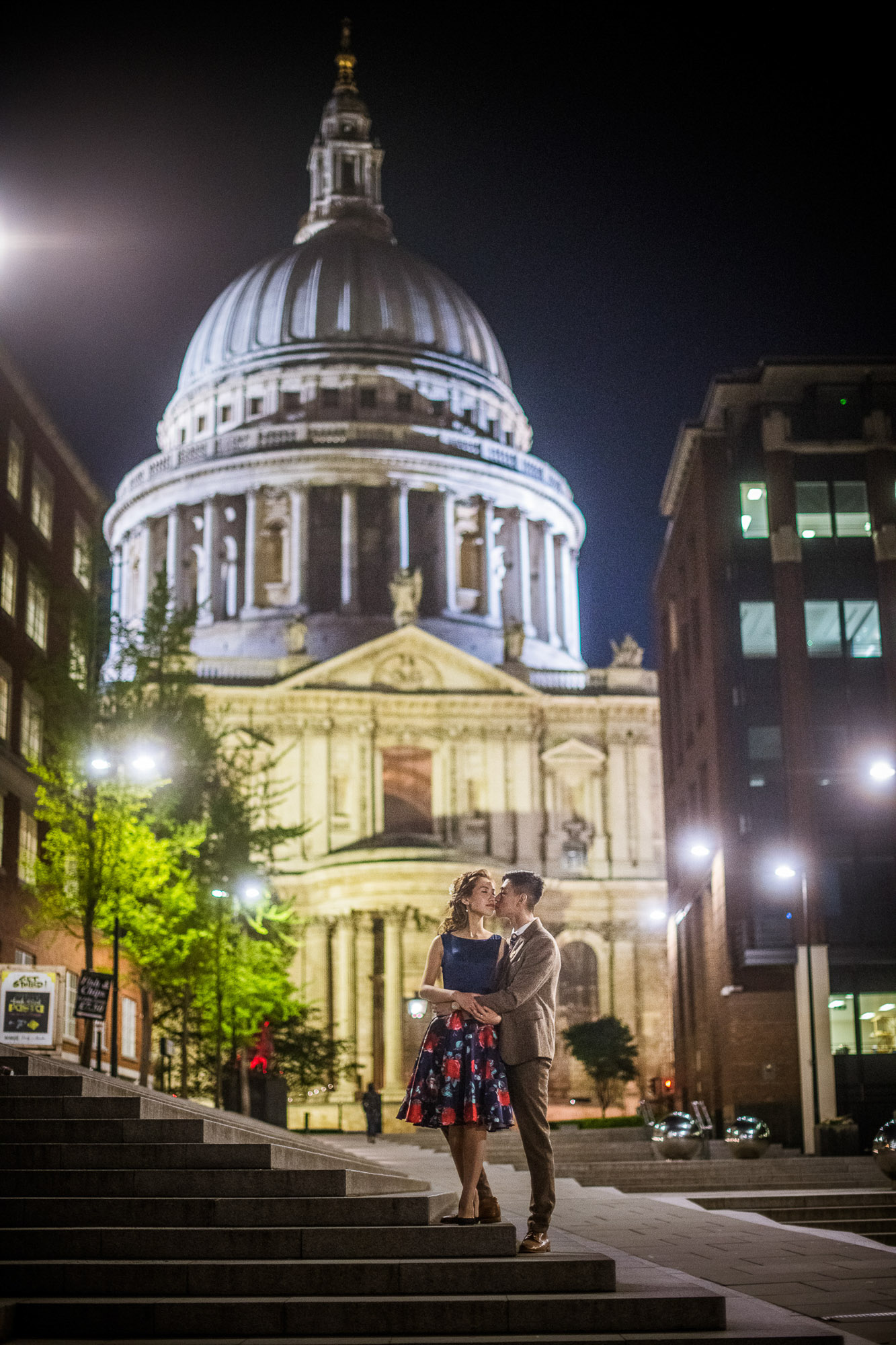 engagement photographer London pre wedding