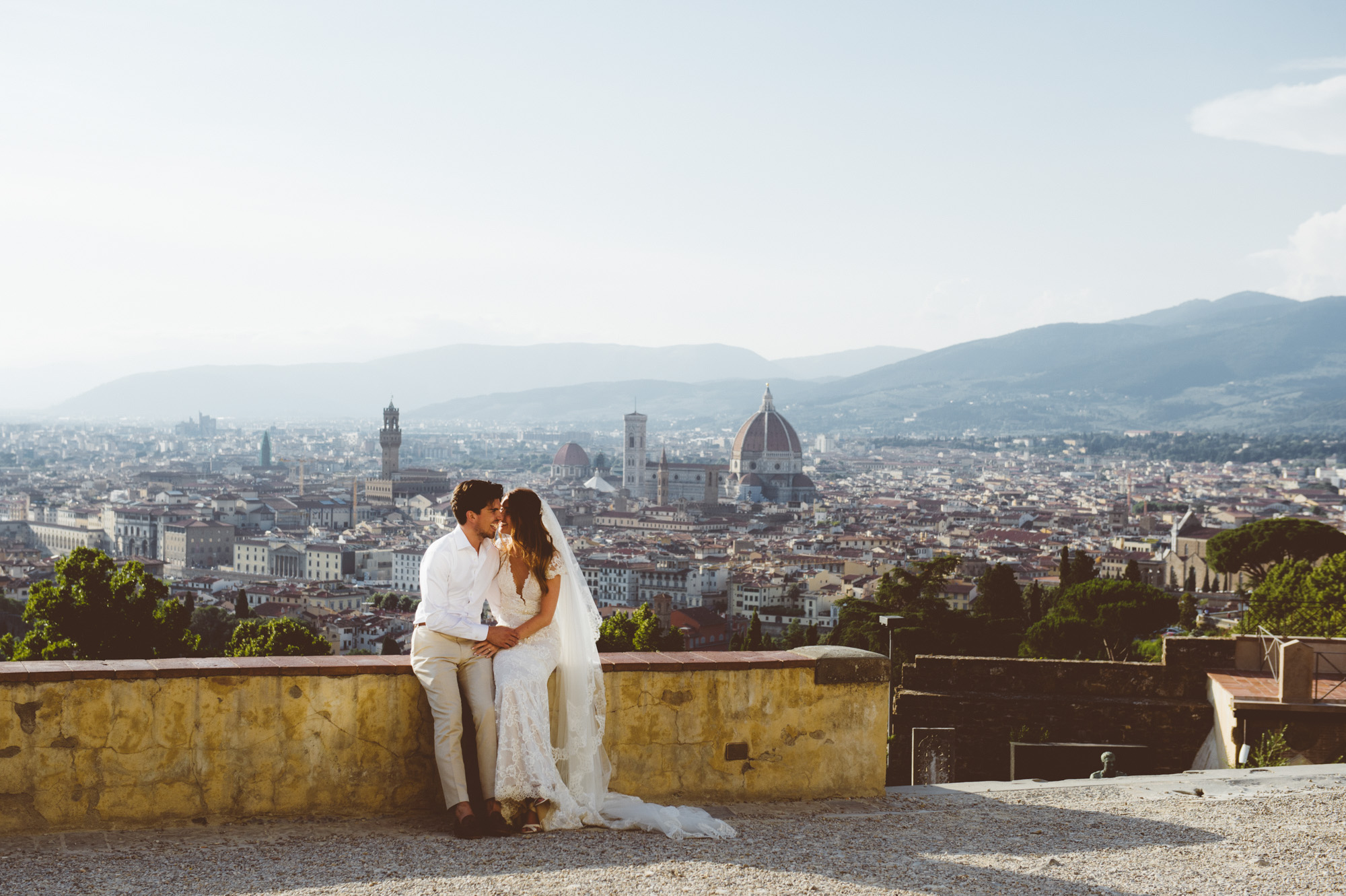 english speaking Florence wedding photographer