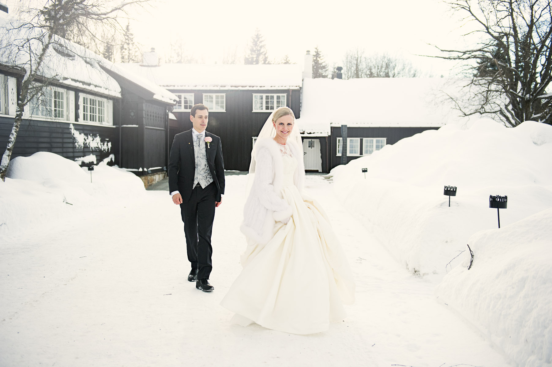 Wedding photography in Norway - Oslo bryllupsfotograf