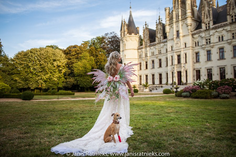 fairytale wedding designer