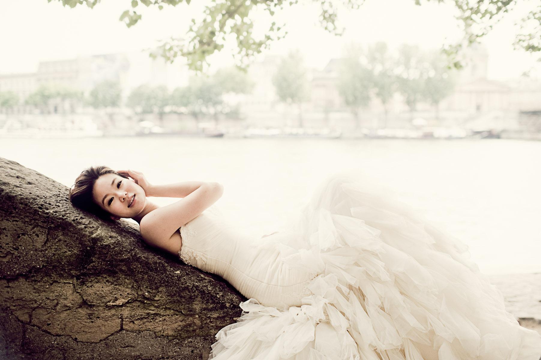 fashion photoshoot Paris