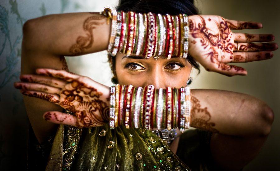 hindu bride London