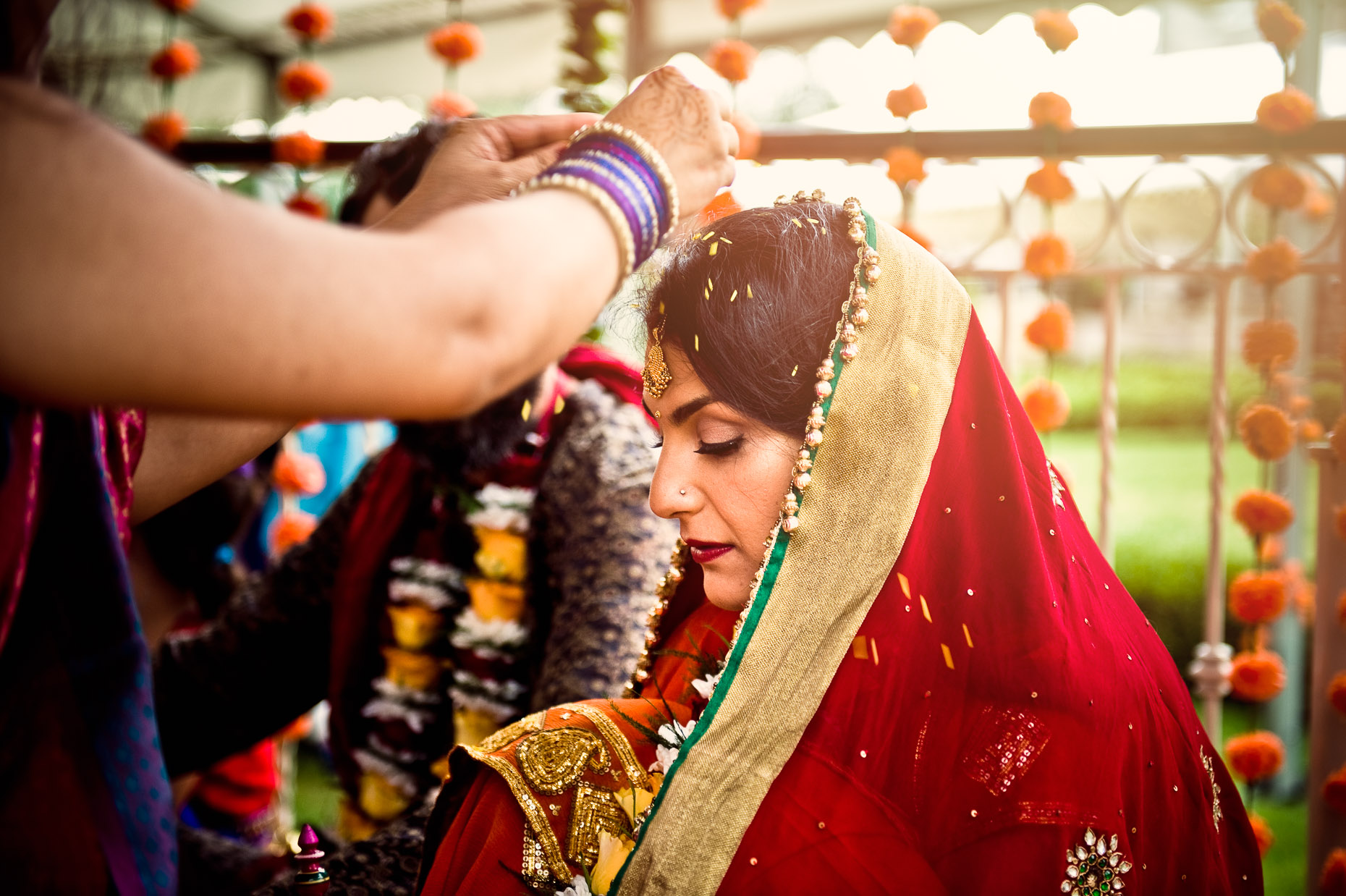 top hindu wedding photographer in UK