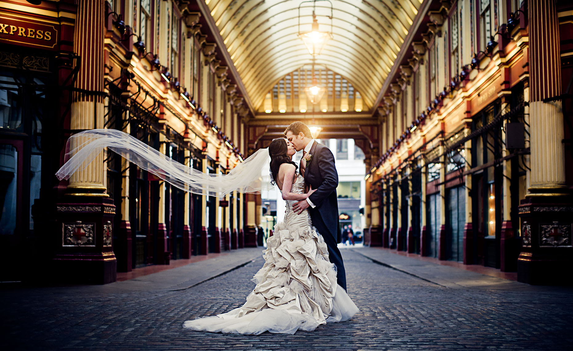 leadenhall market weddings