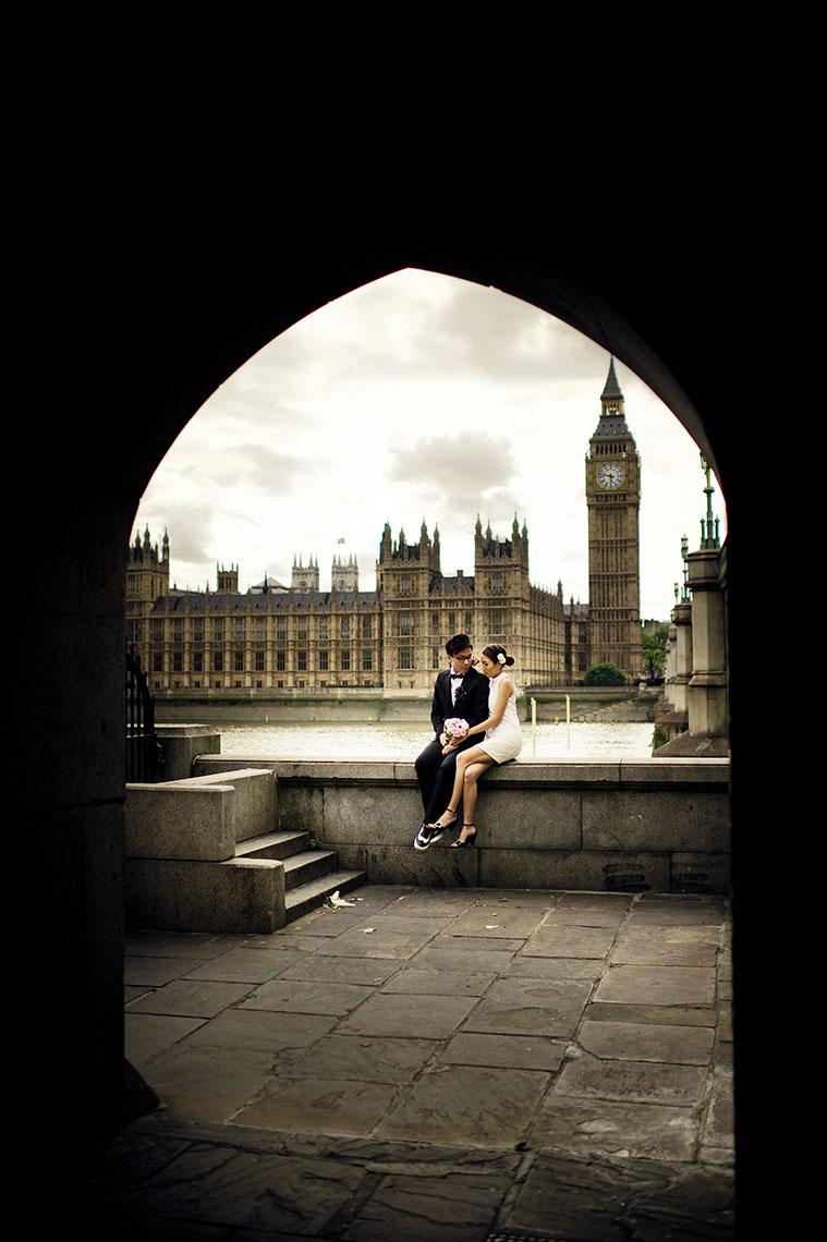 pre wedding photographer in London