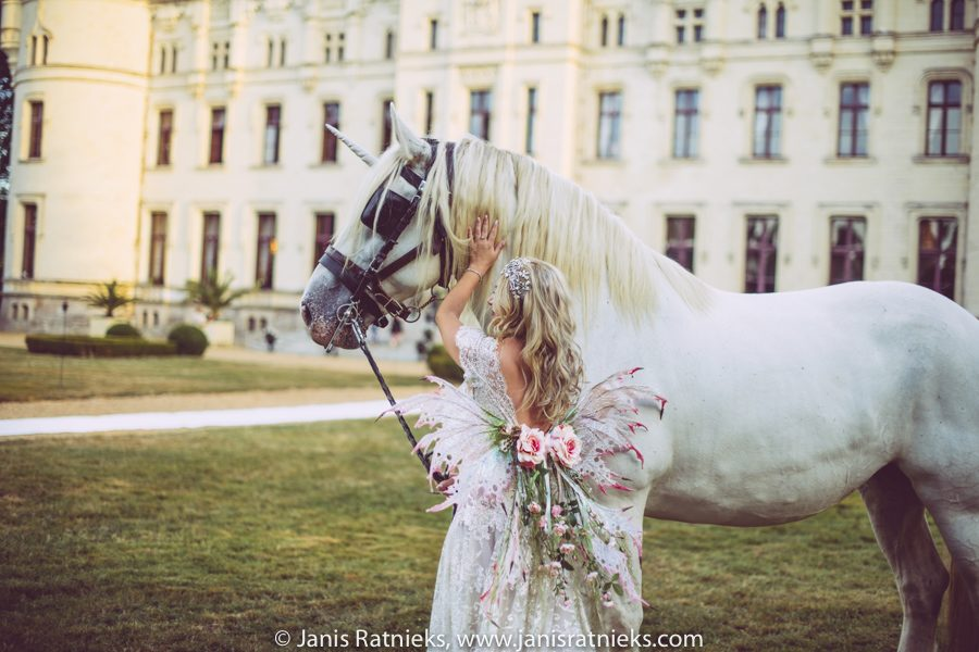 unicorn wedding
