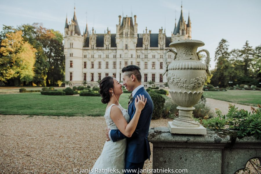 Castle wedding in France Loire Valley wedding venues