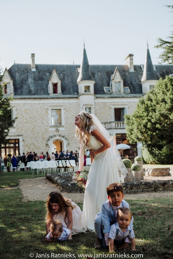 Chateau de la Couronne wedding venue in France