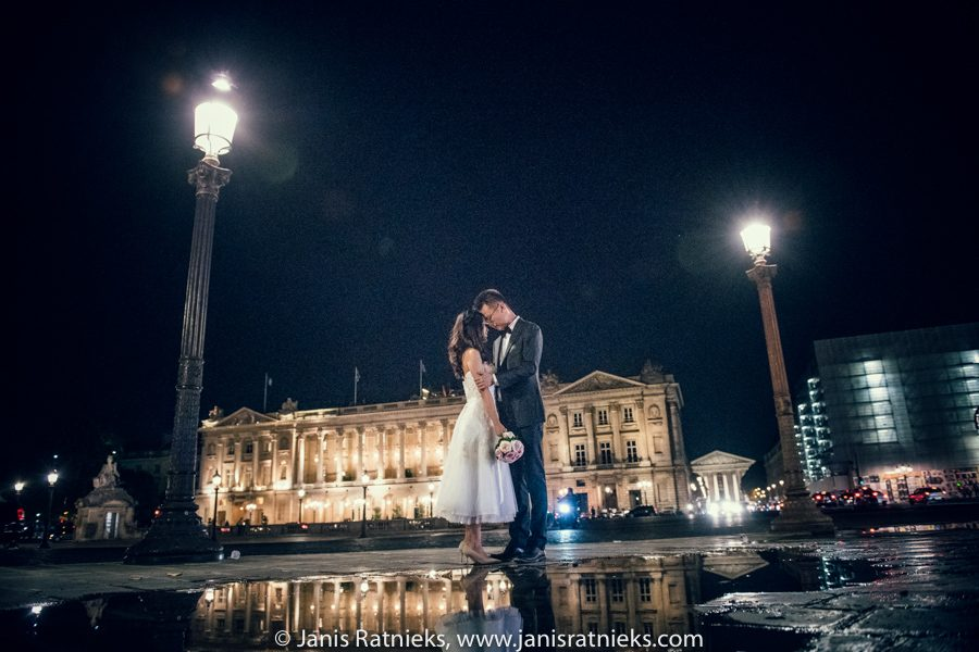 Hotel De Crillon Paris Rosewood wedding photographer