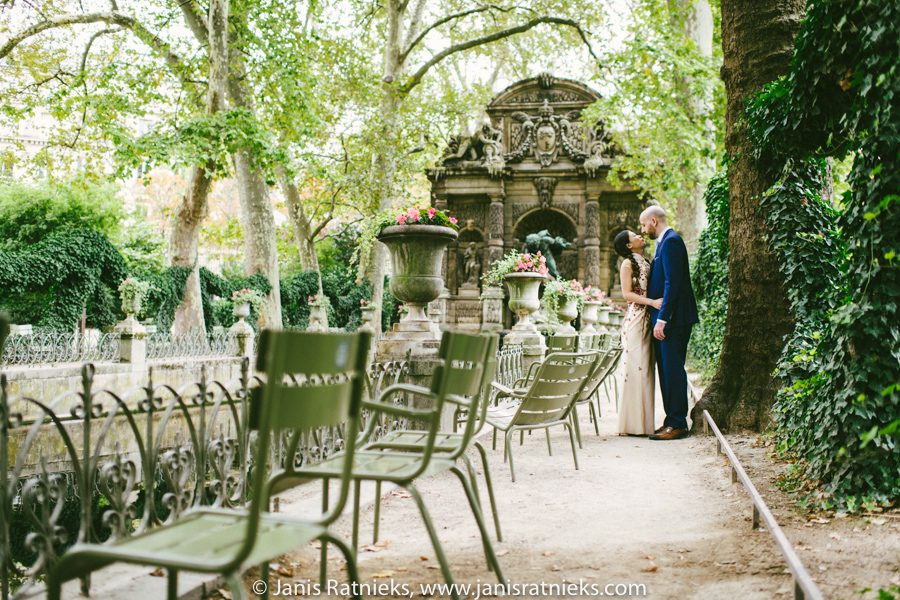 Paris Jardin photo