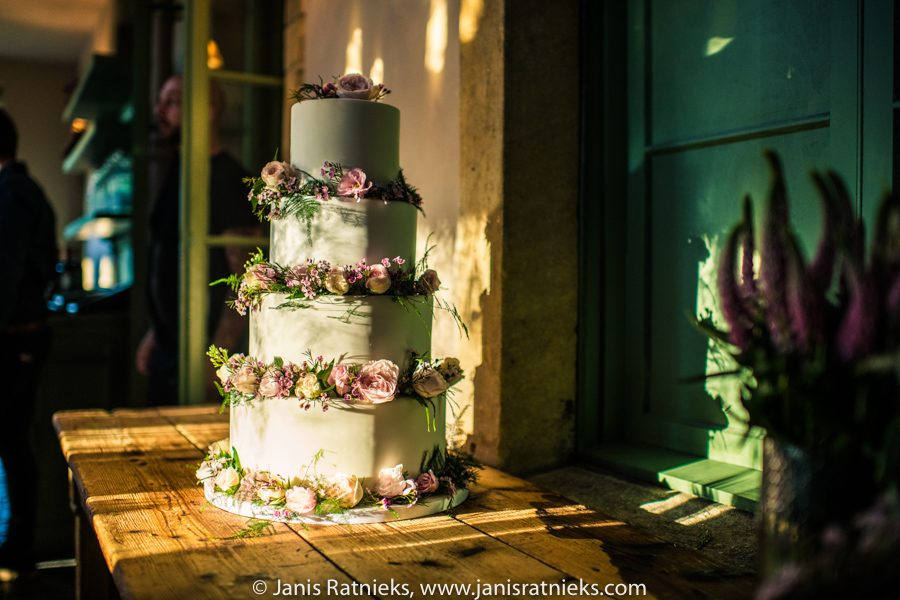 wedding cake London