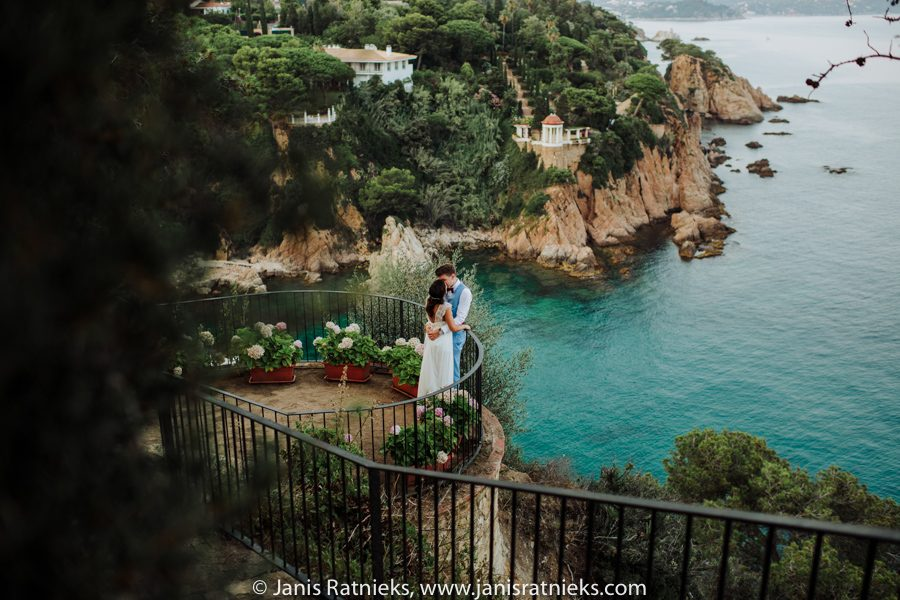 wedding photographer Spain costa brava