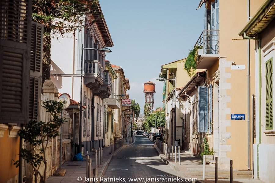streets of Limassol