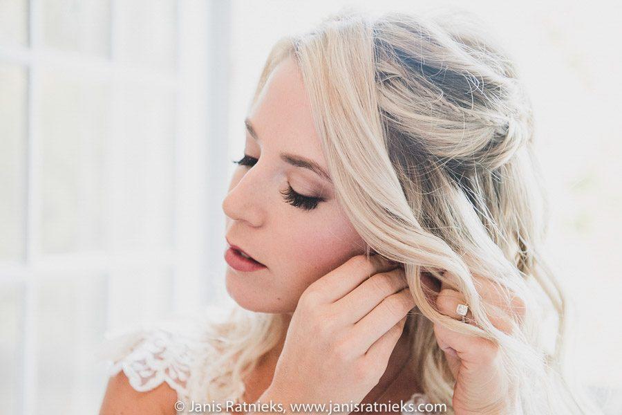 france bride earrings