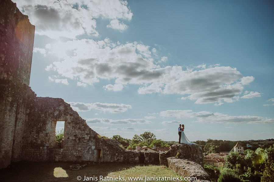 france chateau wedding photographer