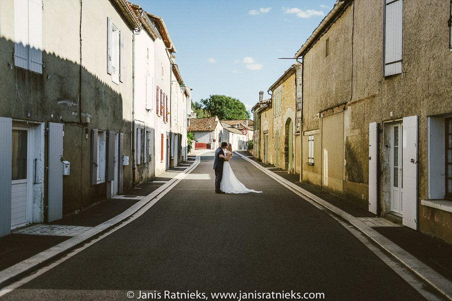 france little village wedding photos