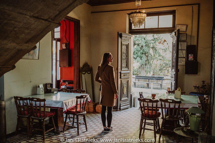 mosaic restaurant in Nicosia