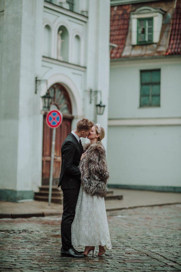 couple photo shoot in Riga