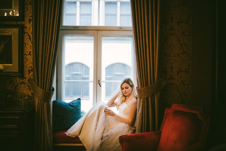 grand palace hotel riga wedding photo shoot