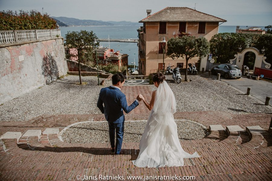 Italy prewedding