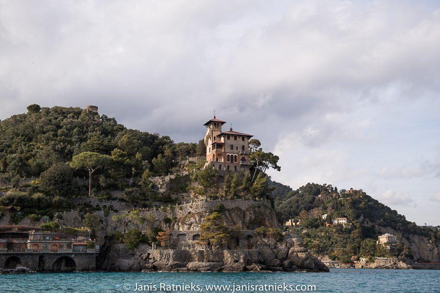Villas in Portofino Italy