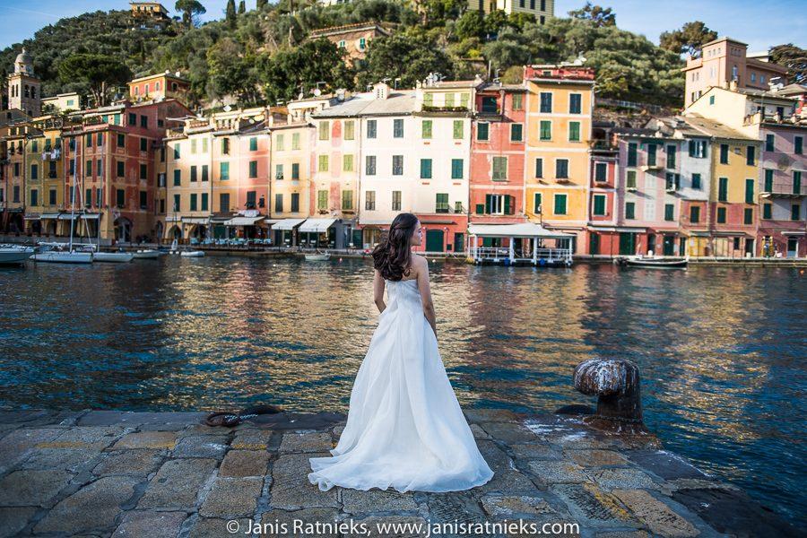 wedding photographer Portofino Italy