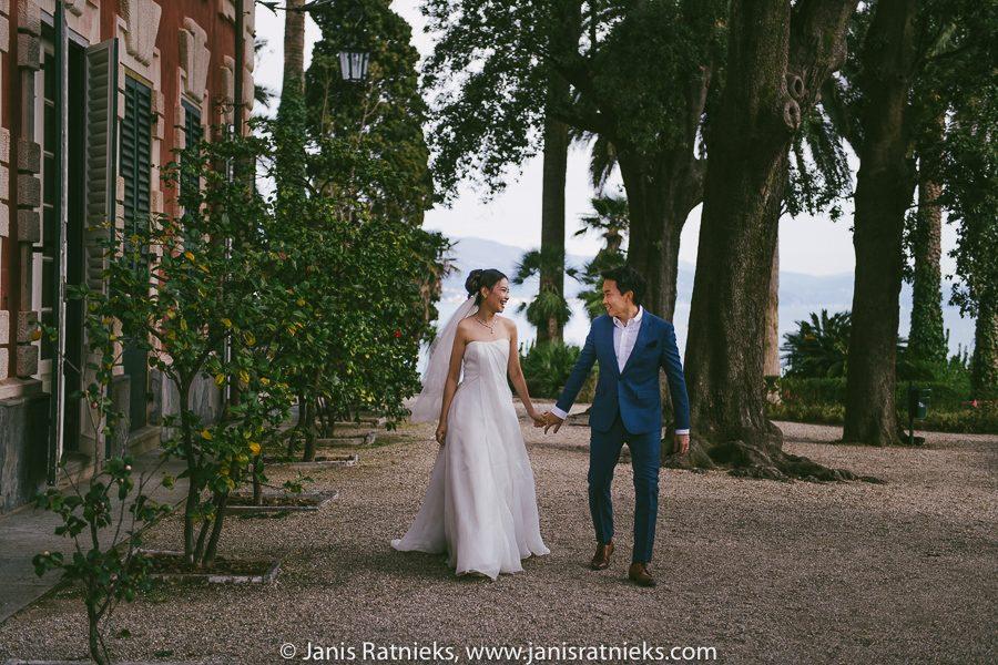 wedding photographer villa Italy