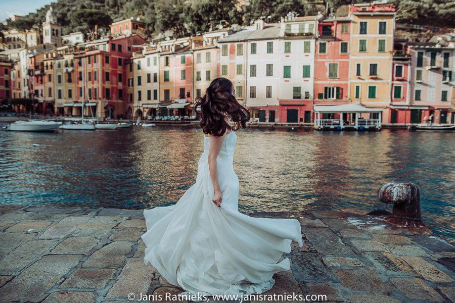 wedding photography Italy Portofino