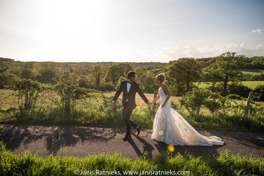english speaking Bordeaux wedding photographer