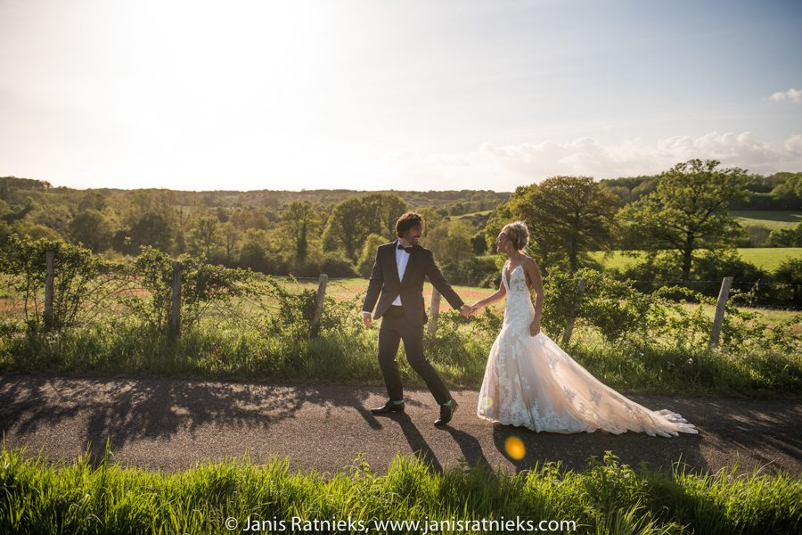english speaking wedding photographer Bordeaux