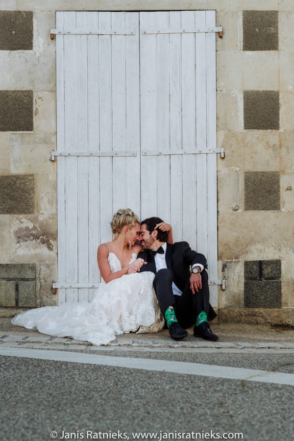 wedding photographer in France