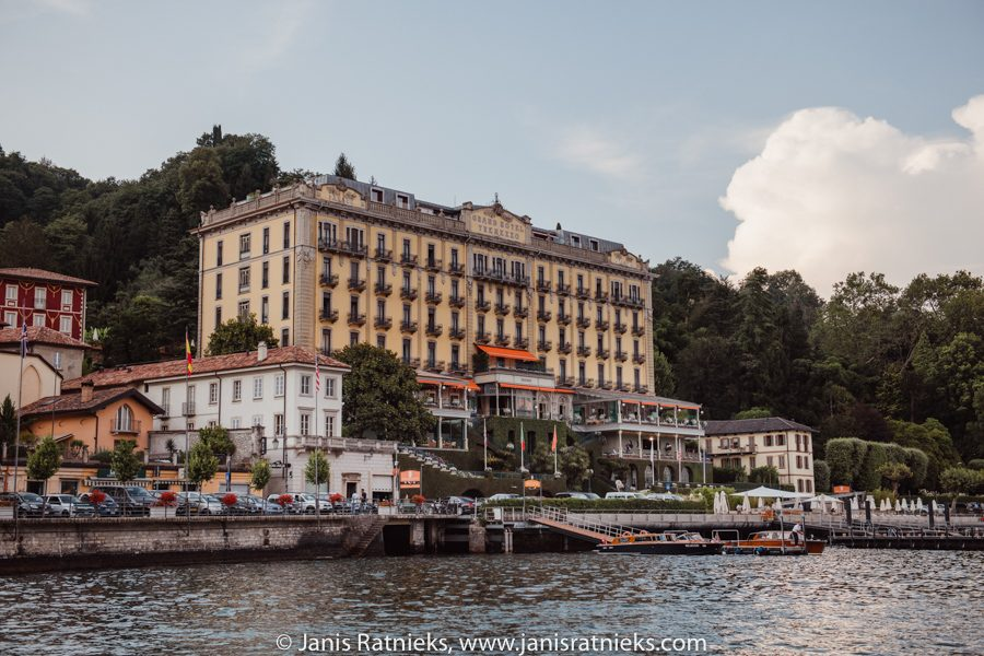 Grand Hotel Tremezzo wedding photographer