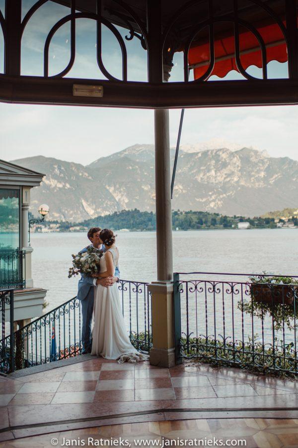 Tremezzo wedding photographer