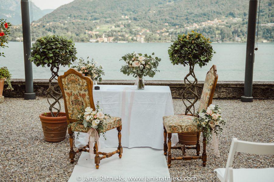 florist Lake Como