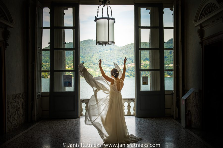 villa wedding Italy