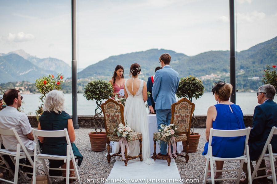 wedding celebrant Italy