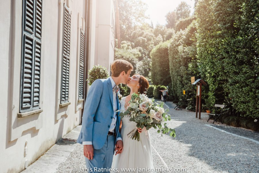wedding photographer Villa Carlotta