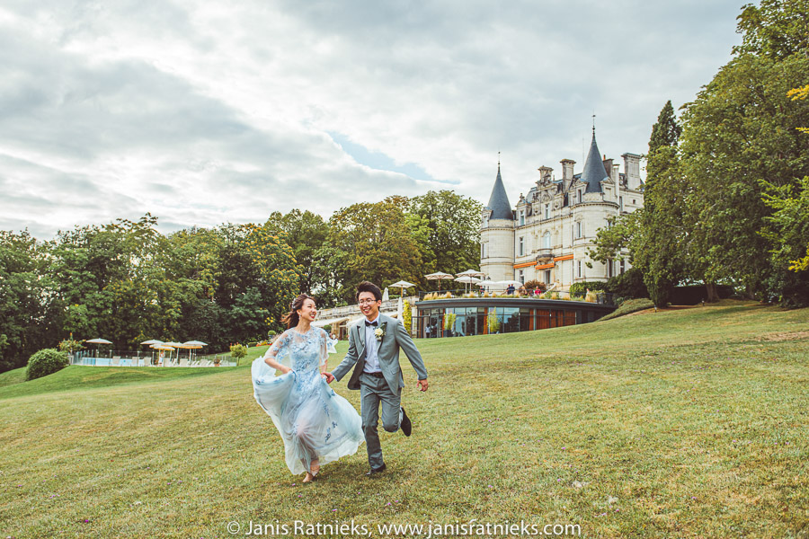 Tortiniere chateau wedding