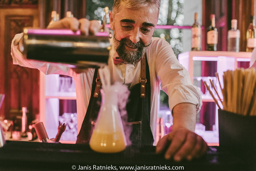 artisan barman Paris